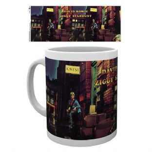 David Bowie - Ziggy Stardust - MUG - (11oz) (Brand New In Box)